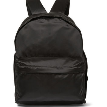 Acne Studios - Olov Satin Backpack | MR PORTER