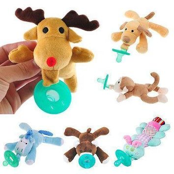 Animal Funny Baby Pacifier