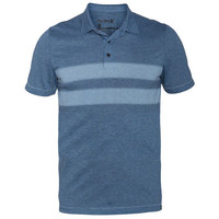 Hurley Bucket Knit Mens Polo Shirt Medium Blast  In Sizes