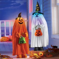 Lighted Halloween Character Decorations