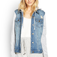 Off-Duty Denim Jacket