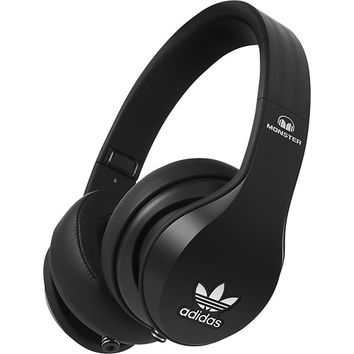 Monster - adidas Originals Over-the-Ear Headphones - Black