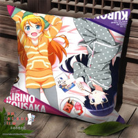 New Oreimo Anime Dakimakura Square Pillow Cover SPC223