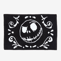 The Nightmare Before Christmas Jack Black Bath Rug