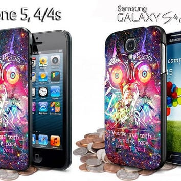 majora mask legend of zelda nebula space quotes phone 4 /4S / 5 case samsung galaxy S3 / S4 case