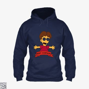 Bort Sampson, The Simpsons Hoodie