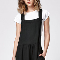 LA Hearts Solid Jumper Romper at PacSun.com