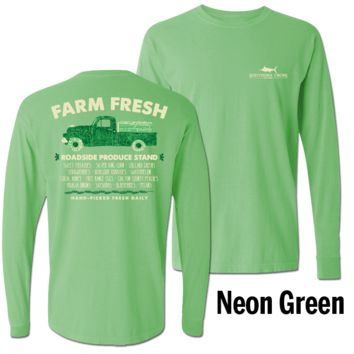 Farm Fresh Long Sleeve