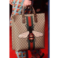GUCCI BEE Women Fashion Shopping Leather Tote Crossbody Satchel Shoulder Bag G-LLBPFSH