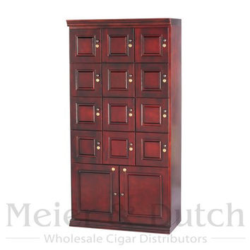 Cigar Locker (12 Sections)