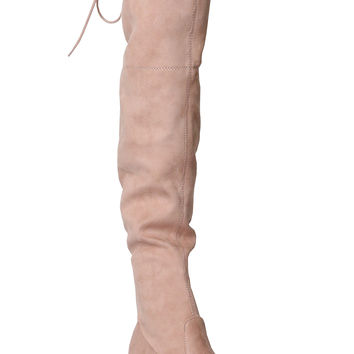Nori Suede Over-The-Knee Boots