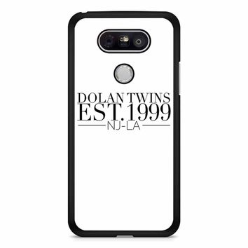 Dolan Twins Est 1999 1 White LG G5 Case