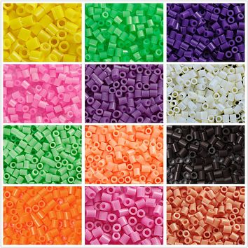 1000pcs 5mm Perler Kandi Beads