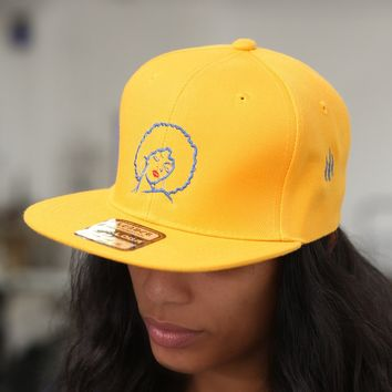 Sista Sigma Soror fitted, gold