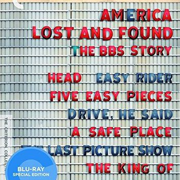 Davy Jones & Michael Nesmith & Bob Rafelson & Henry Jaglom-America Lost and Found: The BBS Story (Head / Easy Rider / Five Easy Pieces / Drive, He Said / The Last Picture Show / and more)