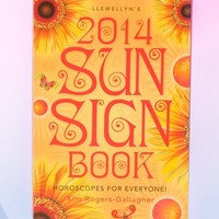 Llewellyn '2014 Sun Sign' Book | Nordstrom