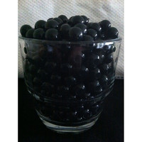 Water Beads Pearls Jelly Balls Vase Fillers, Bulk, Black