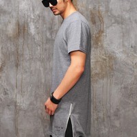 ADYN Extended Drop T Shirt