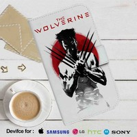 The Wolverine Leather Wallet iPhone 4/4S 5S/C 6/6S Plus 7| Samsung Galaxy S4 S5 S6 S7 NOTE 3 4 5| LG G2 G3 G4| MOTOROLA MOTO X X2 NEXUS 6| SONY Z3 Z4 MINI| HTC ONE X M7 M8 M9 CASE
