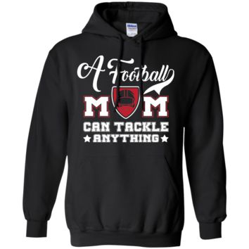 A Football Mom Can Tackle Anything