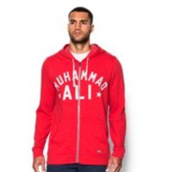 Under Armour Men's Roots Of Fight Muhammad Ali 3x Champ Hoodie