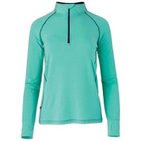 EQology 1/4 Zip Long Sleeve Top by SmartPak - SmartPak Equine
