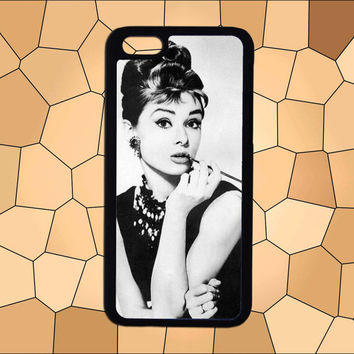 Audrey Hepburn case,iPhone 6/6 plus case,iPhone 5/5S case,iPhone 4/4S case,Samsung Galaxy S3/S4/S5 case,HTC Case,Sony Experia Case,LG Case