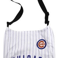 """Chicago Cubs Jersey Tote Bag 15"""" x 4"""" x 13"""""""