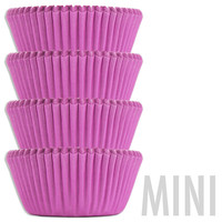 Mini Orchid Baking Cups
