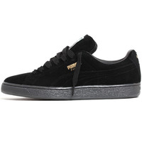 Suede Classic+ Iced Sneakers Black