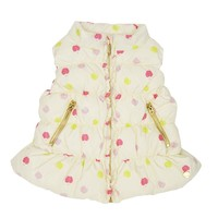 Angel Baby Apple Print Down Vest by Juicy Couture,