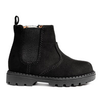 Warm-lined Boots - from H&M