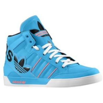 adidas Originals Hard Court Hi Big Logo - Men's at Champs Sports
