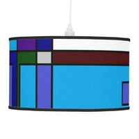 Grid Casual Ceiling Lamps