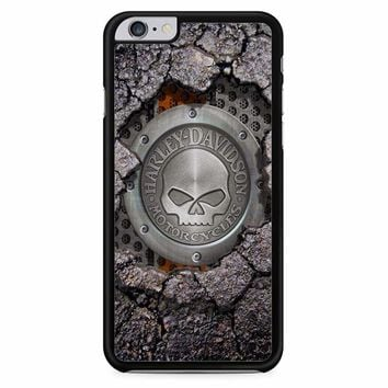 Harley Davidson Gratuit iPhone 6 Plus / 6S Plus Case