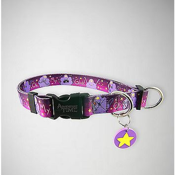 Adventure Time Lumpy Princess Pet Collar - Spencer's