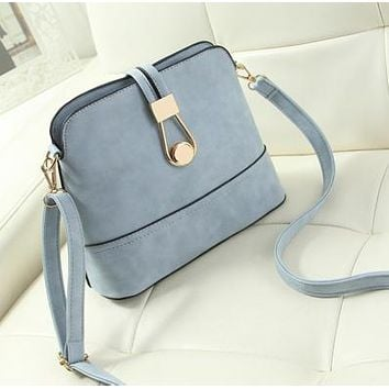 Inclined women bag one shoulder bag shell bag joker leisure ladies handbags,women messenger bags