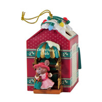 "Enesco ""In Store for More"" Limited Edition Christmas Ornament Brighten Up 167134 by Lustre Fame"