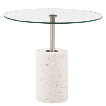 Sharon EndTable Transparent