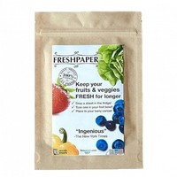FreshPaper - 4 Packs of 8 (32 Sheets) - Fenugreen Produce Liner