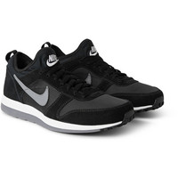 Nike - Archive Ripstop and Faux-Suede Sneakers | MR PORTER