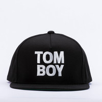 The Ultimate Tomboy Snapback