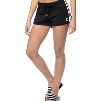adidas Slim Black Shorts