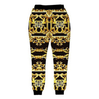 Kings Gold Joggers