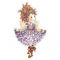 Room Mates Licensed Designs Fancy Nancy Giant Peel and Stick Wall Decal - RMK1474GM
