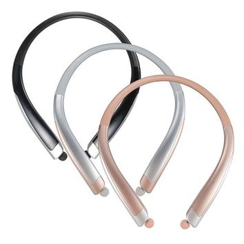 hbs1100 csr4.1 HBS 1100 HBS-1100 earphone Bluetooth wireless headset sports neckband earphones with microphone earbuds ear headphones twins