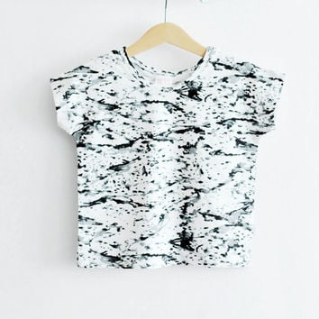 Monochrome shirts/ Monochrome gift/ Hipster baby clothes/ Hipster kids clothes/ Baby boy top/ Beach baby shirt/ Monochrome toddler wear