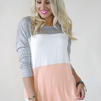 Springtime Happiness Top