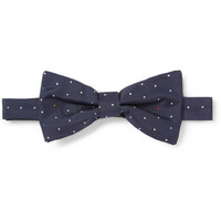 Paul Smith Shoes & Accessories - Polka-Dot Silk Bow Tie | MR PORTER