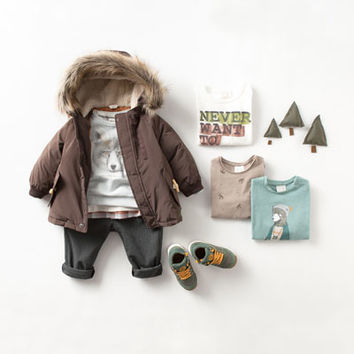 - Shop by Look - Baby boy (3 months - 3 years) - KIDS | ZARA United States